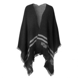 GOBO cape noir