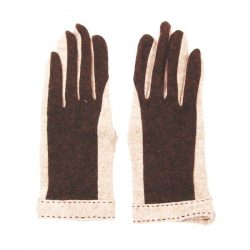 gants marbre darck brown