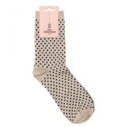 chaussettes-dalea-small-dot-817-gold-9e-65-coton-18-polyamide-15-lurex-2-elastane